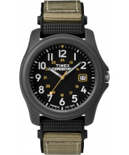 Timex T42571 Mens black camper wyprawa zegarek