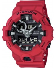 Casio GA-700-4AER Mężczyźni g-shock zegarek