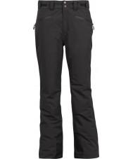 Protest 4610100-290-L-40 Damskie spodnie kensington true black snow - rozm. L (40)
