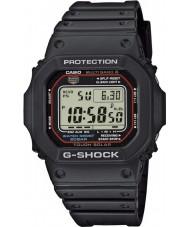Casio GW-M5610-1ER Radio Mężczyźni g-shock zegarek sterowany zasilany energią słoneczną