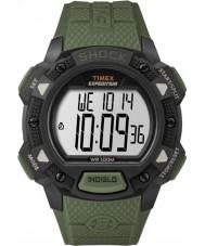 Timex TW4B09300 Mężczyźni wyprawa żywicy zielony pasek zegarka