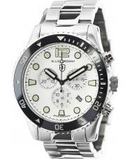 Elliot Brown 929-007-R01 Męska Bloxworth srebrny zegarek chronograf ze stali