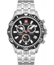 Swiss Military 6-5305-04-007 Zegarek patrolowy Mens