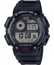 Casio AE-1400WH-1AVEF Męski zegarek kolekcji