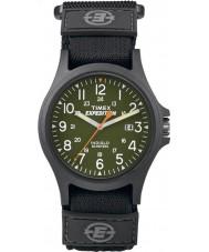 Timex TW4B00100 Mężczyźni wyprawę camper Rdzeń czarny zegarek