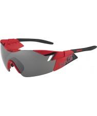 Bolle 6th Sense matowy czerwony czarny TNS pistolet okulary