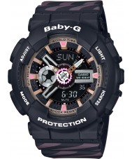 Casio BA-110CH-1AER Zegarek damski dla dzieci