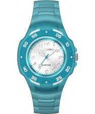 Timex TW5M06400 Dzieci maratonu żywicy niebieski pasek zegarka