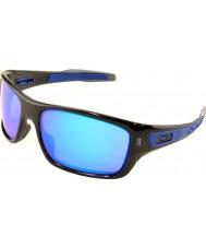 Oakley Oo9263-05 turbiny czarny atrament - szafirowe iryd okulary