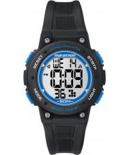 Timex TW5K84800 Cyfrowy połowy maratonu czarny zegarek chronograf