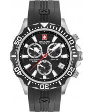 Swiss Military 6-4305-04-007 Zegarek patrolowy Mens