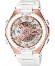 Casio MSG-400G-7AER Zegarek damski dla dzieci