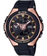 Casio MSG-400G-1A1ER Zegarek damski dla dzieci