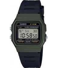 Casio F-91WM-3AEF Zegarek kolekcji