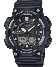 Casio AEQ-110W-1AVEF Męski zegarek kolekcji