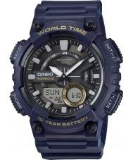 Casio AEQ-110W-2AVEF Męski zegarek kolekcji