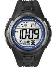 Timex T5K359 Mens black maraton sportowy zegarek