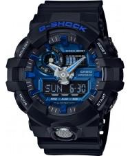 Casio GA-710-1A2ER Męski zegarek g-shock