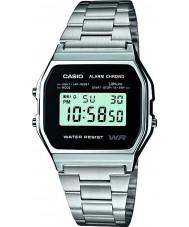 Casio A158WEA-1EF Mężczyźni kolekcji zegarek