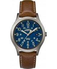 Timex TW4B11100 Męski zegarek myśliwski