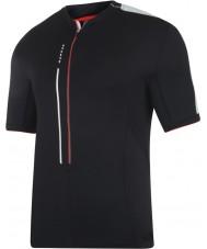 Dare2b DMT134-80040-XS Mens Astir czarny Koszulka T-shirt - rozmiar xs