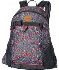 Dakine 08130060-WALLFLWRII Cudowny 15l plecak