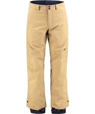 Oneill 653018-7012-XL Mężczyźni młot Marl brązowe spodnie narciarskie - rozmiar XL