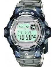 Casio BG-169R-8ER Panie baby-g Telememo 25 szara cyfrowy zegarek