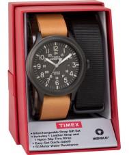 Timex TWG016200 Mens zestaw ekscytujący harcerzy ekspedycji