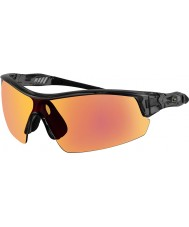 Dirty Dog 58077 czarnych, czarnych okularów