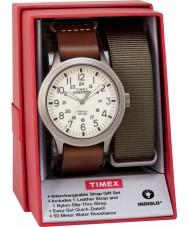 Timex TWG016100 Mens zestaw ekscytujący harcerzy ekspedycji