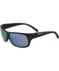 Bolle Viper matowe czarne niebiesko-fioletowe okulary