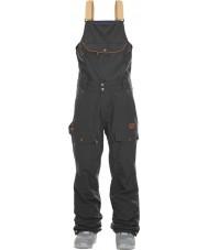 Picture MPT055-BLACK-M Spodnie narciarskie męskie yakoumo 2