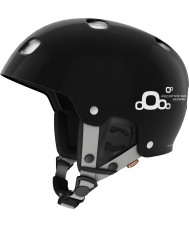 POC PO-66005 Receptor bug regulowany 2,0 błyszczące uranu czarny kask narciarski - 51-54cm