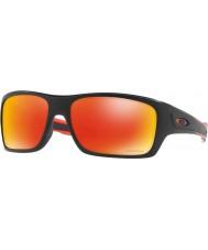 Oakley Oo9263 63 37 turbinowe okulary przeciwsłoneczne