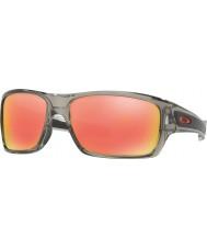 Oakley Oo9263 63 10 okularów słonecznych z turbiny