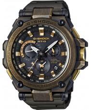 Casio MTG-G1000BS-1AER Mężczyźni g-shock black Radio Controlled GPS Watch