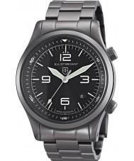 Elliot Brown 202-004-B05 Mężczyźni Canford gunmetal stalowa bransoleta zegarka