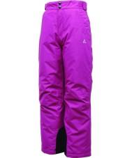 Dare2b DKW033-6IPC03 Dzieci zwrot śniegowe plum pie spodnie - 3-4 lat